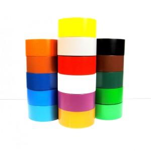 kolorowe tasmy