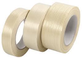 Taśma filament wzmacniana krzyżowo 50mmx50m