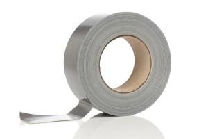 Taśma silver podwójnie wzmacniana 50mmx50m